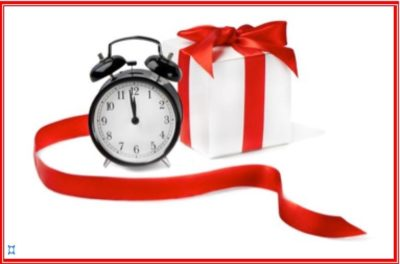 2017 Annual Service Auction, The Gift of Time, is Fast Approaching!