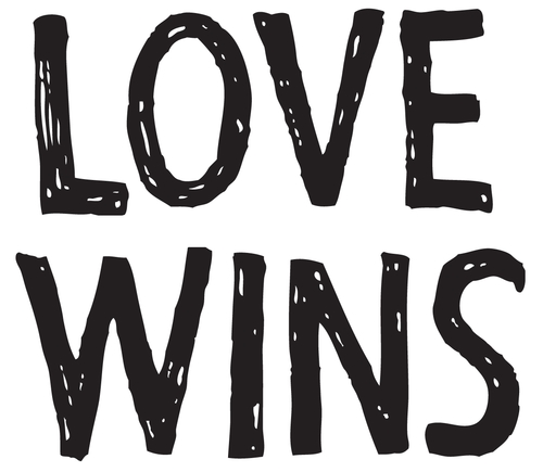 Love Wins Lunch on December 26